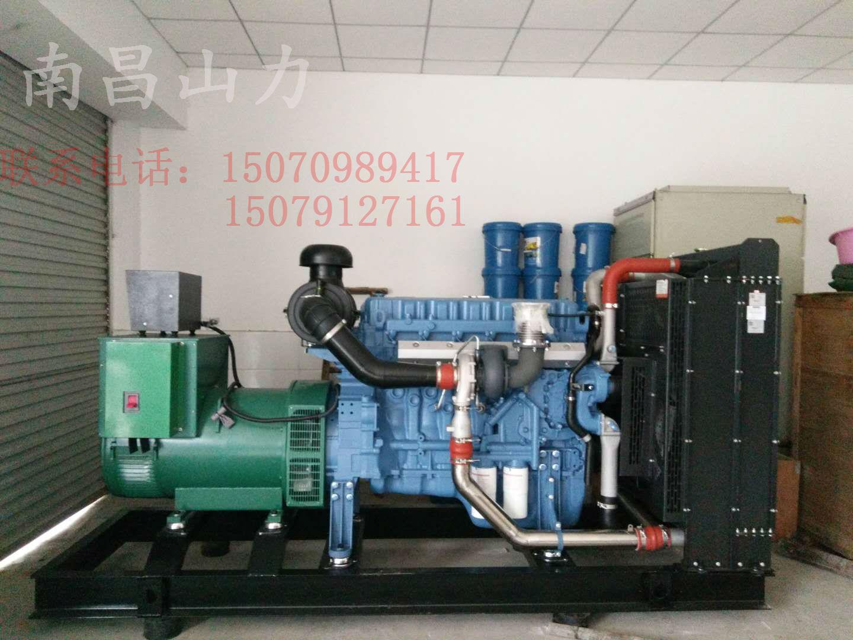 120KW柴油发电机组用于宜春市袁州区