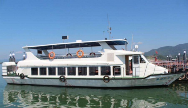 110KW船用柴油机组用于北海蓝琼船舶制造有限公司