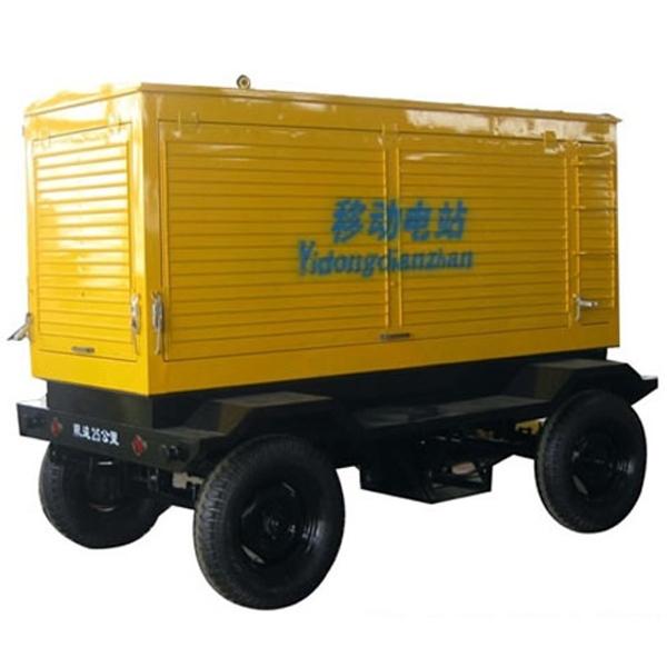 江西移动电站-发电机组