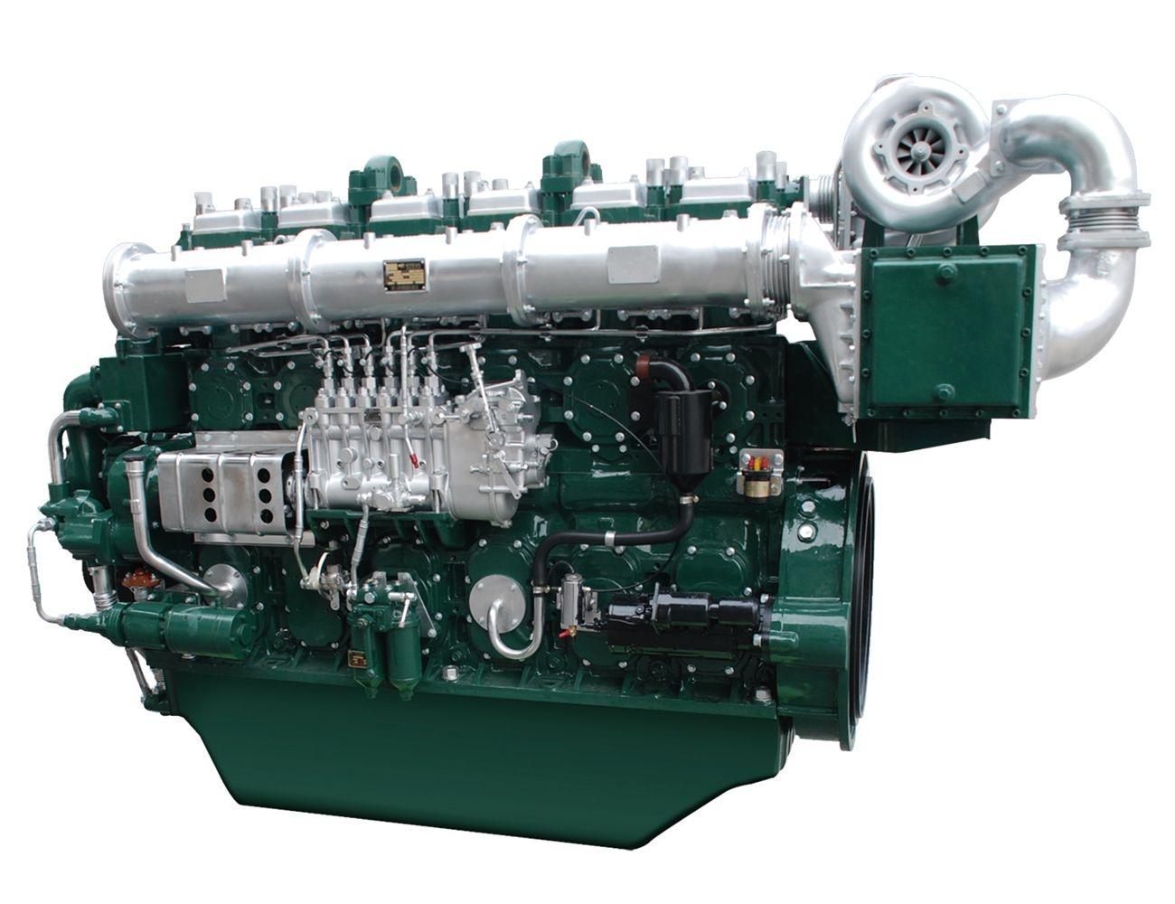 玉柴船舶动力YC6C