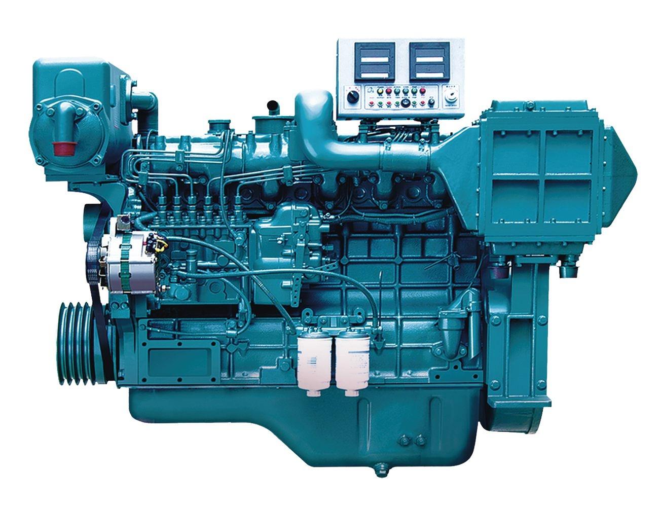 玉柴船舶动力YC6B/YC6J
