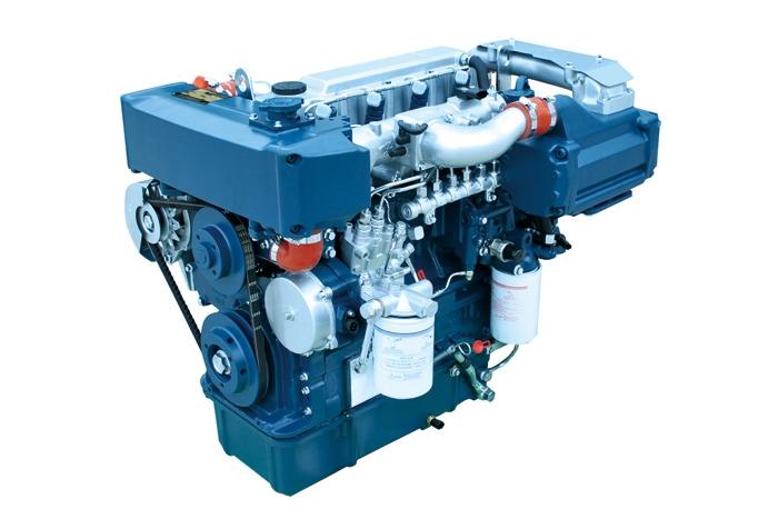 玉柴船舶动力YC4D