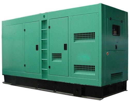 柴油发电机组租赁
