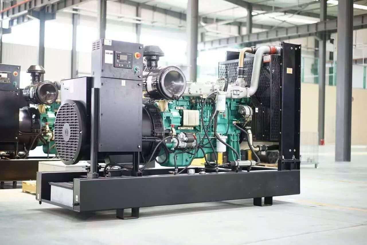 玉柴T3排放发电机组