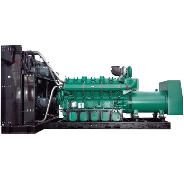 1000~1500KW发电机组