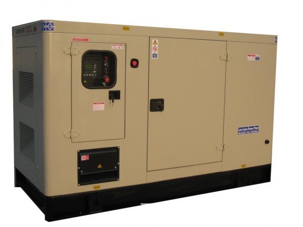 低噪音系列发电机组